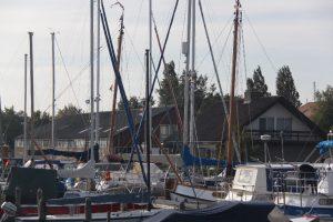 Open zeilboot huren friesland
